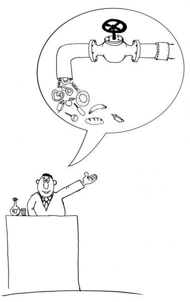 """Карикатура: Выборы. Из иллюстраций к книге Валерий Нариманов """"Чудаки"""", Марат Нариманов"""