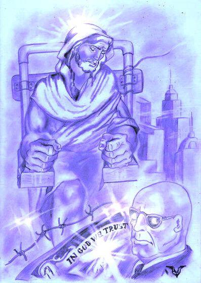 Карикатура: Склероз (гаврилиада), Владимир Уваров