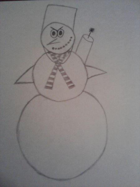 Карикатура: ВЕСЕЛО! Встретишь новый год...., Валюша