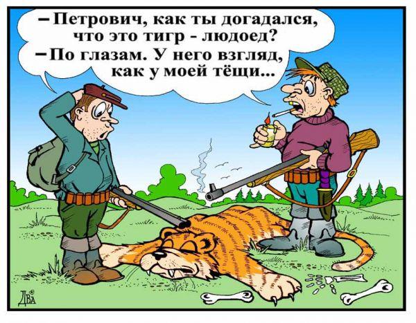 Карикатура: взгляд, виктор дидюкин