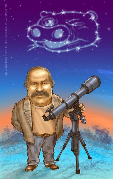 Карикатура: Созвездие Анекдот.Ру  (вне конкурса), Валентин Калининский