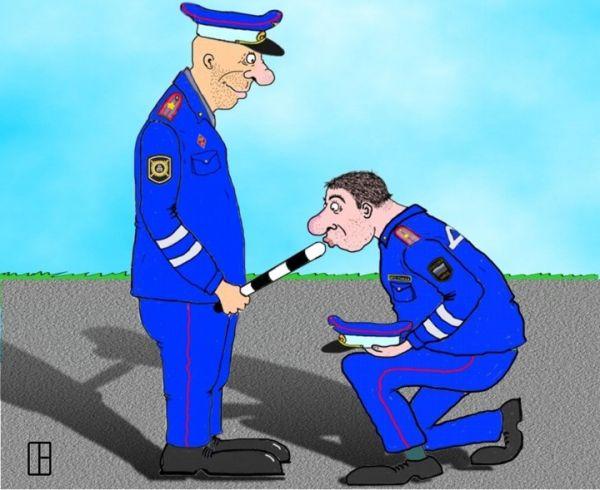 Карикатура: Посвящение, Олег Тамбовцев