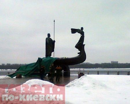 Карикатура: Мэр Киева Черновецкий своего добился!, vzs_ua