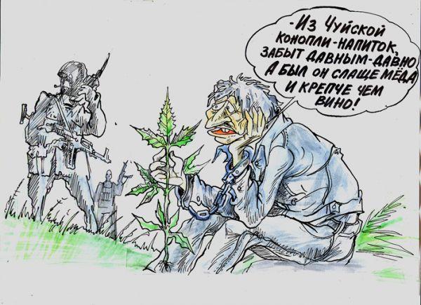 Карикатура: На дальней станции  сойду!, Избасаров Бауржан