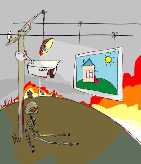 Карикатура: Все нормально