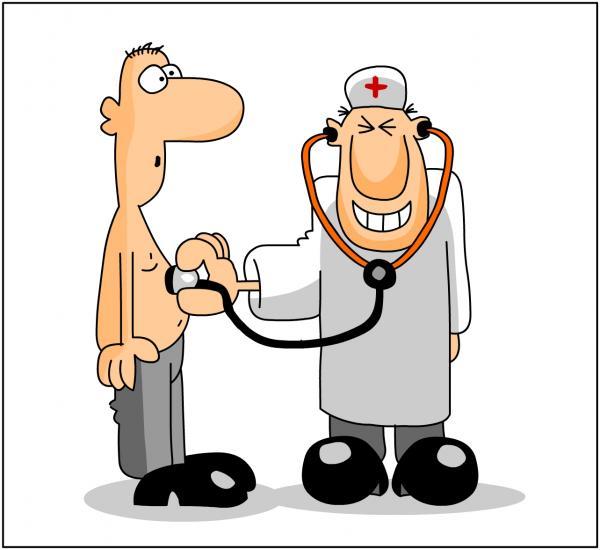 Смешные картинки на приеме у врача