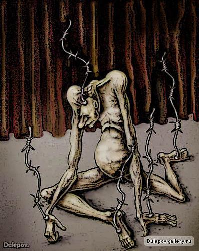 Карикатура: Без слов, Андрей Дулепов(DULEPOV)