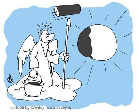 Карикатура: Без слов, Авдей (Avdey)