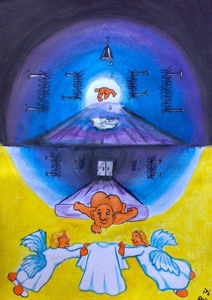Карикатура: в конце тонеля яркий свет., владимир ву
