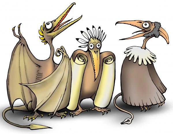 Карикатура: Без слов, Глеб Андросов