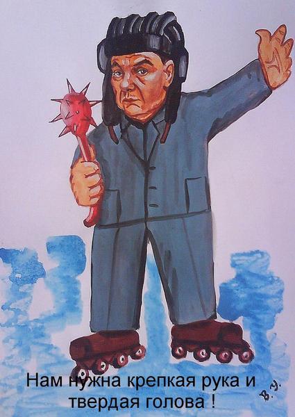 Янукович, скорее всего, не понимает всю сложность своего положения, - экс-нардеп - Цензор.НЕТ 8573