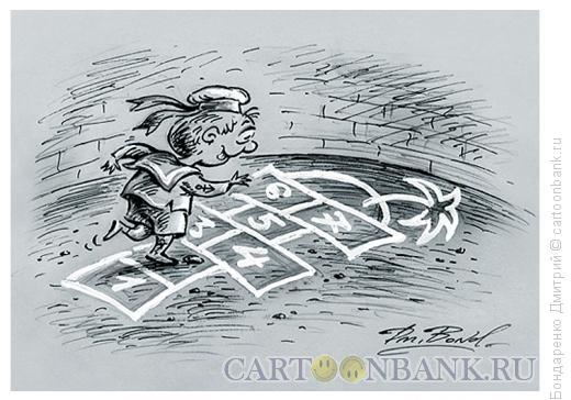 Карикатура: Морские классики, Бондаренко Дмитрий