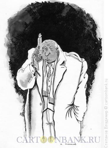 Карикатура: Лихие девяностые, Степанов Владимир