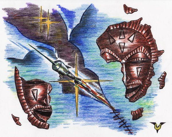 Карикатура: Неизвестное известного, Владимир Уваров