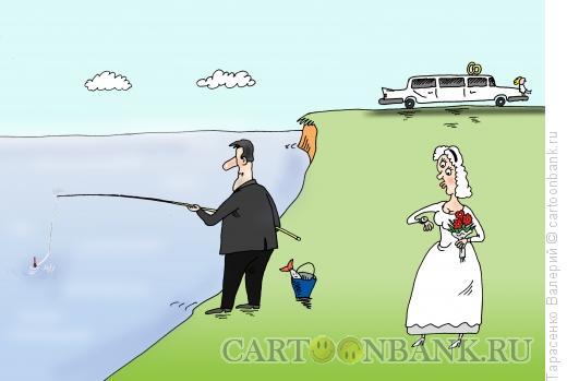 Карикатура: Цейтнот, Тарасенко Валерий