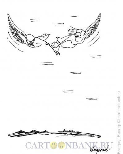 Карикатура: Образ семьи, Богорад Виктор
