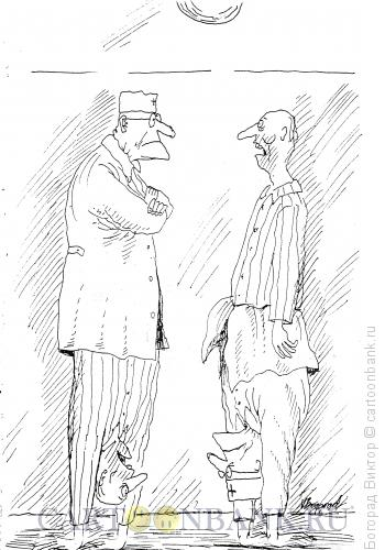 Карикатура: Перевертыши, Богорад Виктор