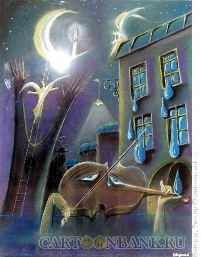 Карикатура: Музыка, Богорад Виктор