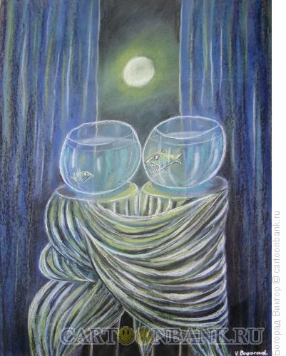 Карикатура: пара 2, Богорад Виктор
