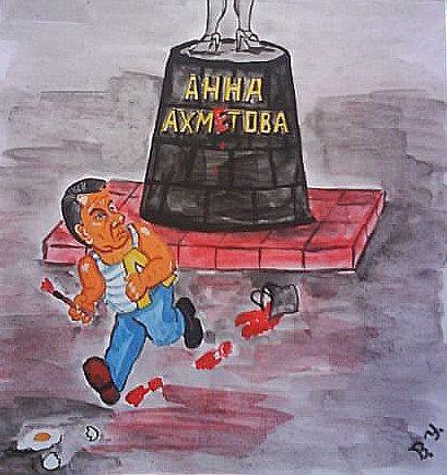 Карикатура: Янукович., владимир ву