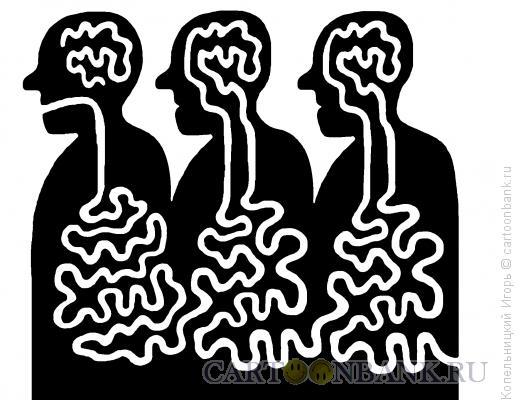 Карикатура: анатомия, Копельницкий Игорь