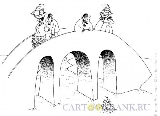 Карикатура: Шляпка, Шилов Вячеслав