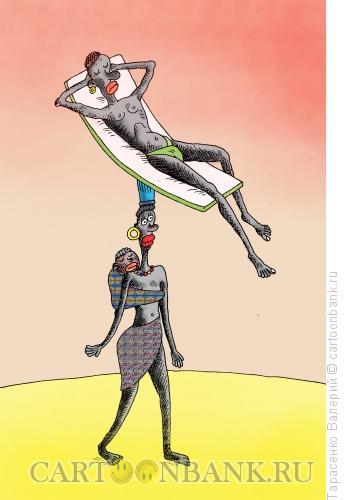 Карикатура: Принц на коне, Тарасенко Валерий