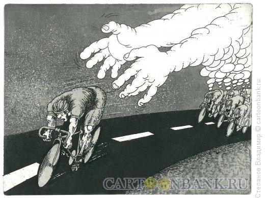 Карикатура: Лидер, Степанов Владимир