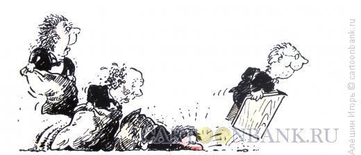 Карикатура: выборы, Алёшин Игорь