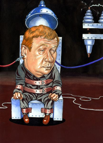 Карикатура: Толя, AZART