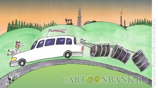 Карикатура: Кортеж, Тарасенко Валерий