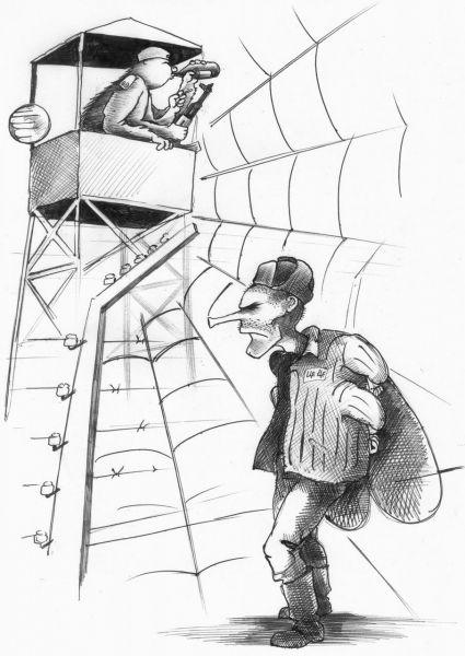Карикатура, Сергей Корсун