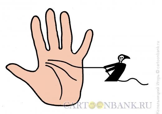 Карикатура: линии судьбы, Копельницкий Игорь