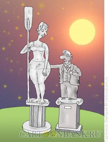 Карикатура: Ленинизм, Тарасенко Валерий