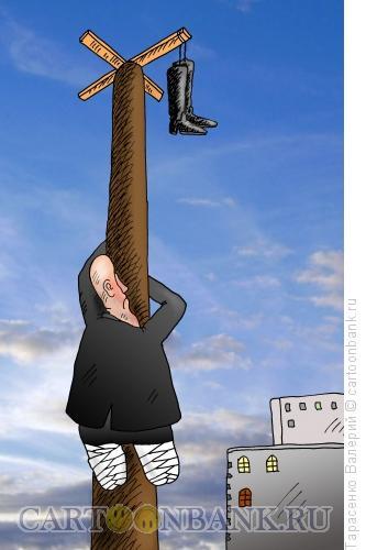 Карикатура: Рефлекс, Тарасенко Валерий