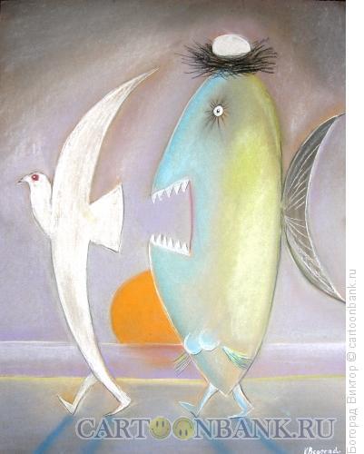 Карикатура: Семья 3, Богорад Виктор