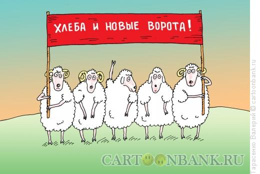 Карикатура: Утром рано, Тарасенко Валерий