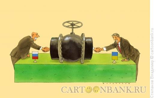 Карикатура: Дружба, Степанов Владимир