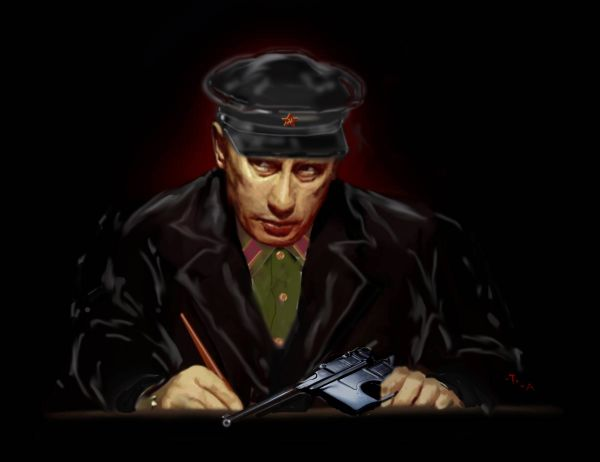 Карикатура: Кто у нас следующий по списку?, Александр Смирнов