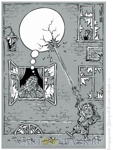 Карикатура: Шкодник, Бондаренко Дмитрий