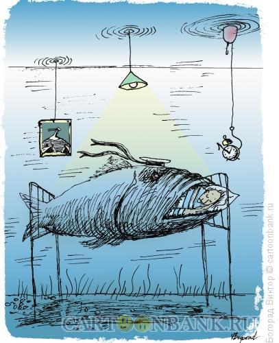 Карикатура: Последний приют моряка 2, Богорад Виктор