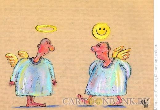 Карикатура: Удивление, Мельник Леонид