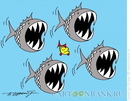 Карикатура: Персона, Эренбург Борис