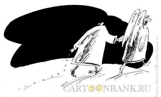 Карикатура: Мальчик-с-пальчик, Иорш Алексей