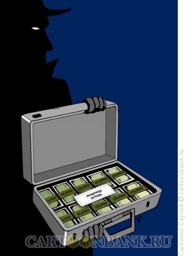 Карикатура: Укладчица Петрова, Сыченко Сергей