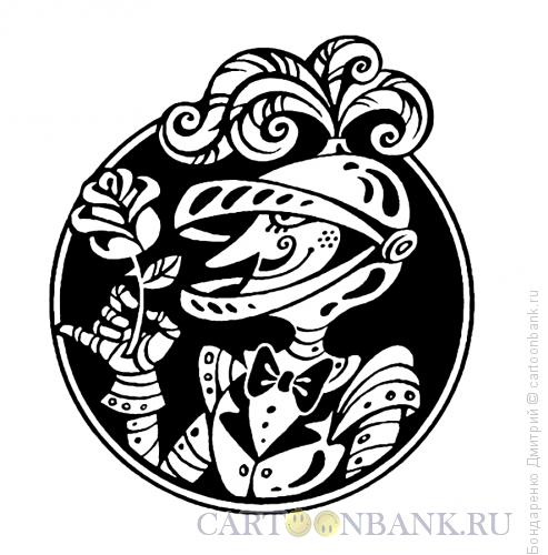 Карикатура: Дамский угодник, Бондаренко Дмитрий