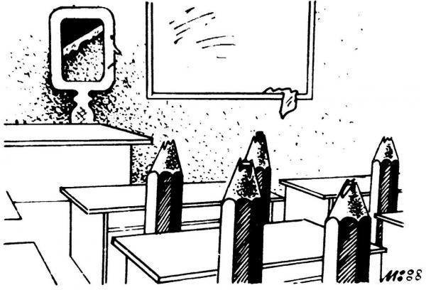 Карикатура: Без слов, Марат Валиахметов
