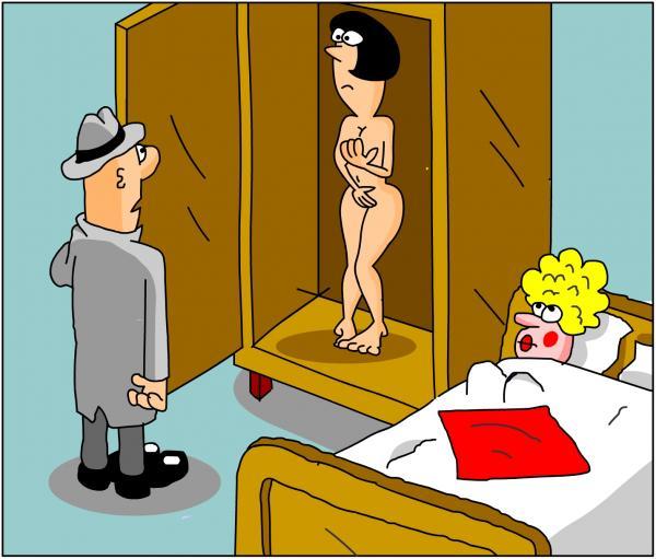 Карикатура: ..., Дмитрий Бандура