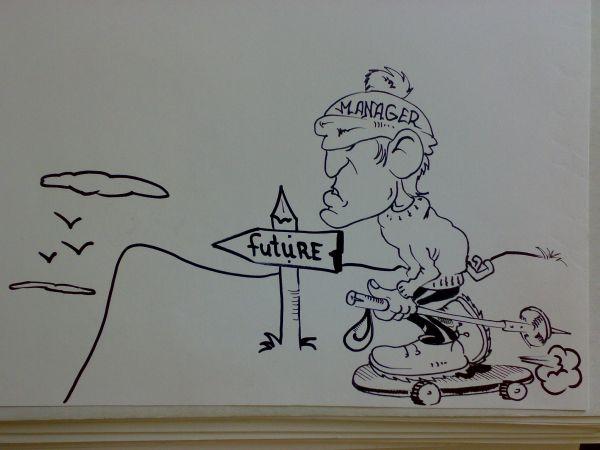 Карикатура: NO COMMENT ., Константин Мухоморов