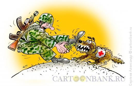 Карикатура: Спасение рядового R, Сергеев Александр